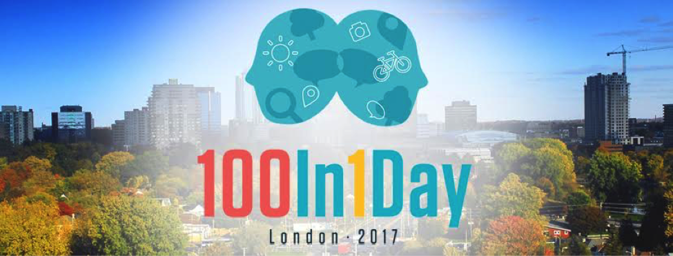 100in1Day London: An Example of Collaboration and ...